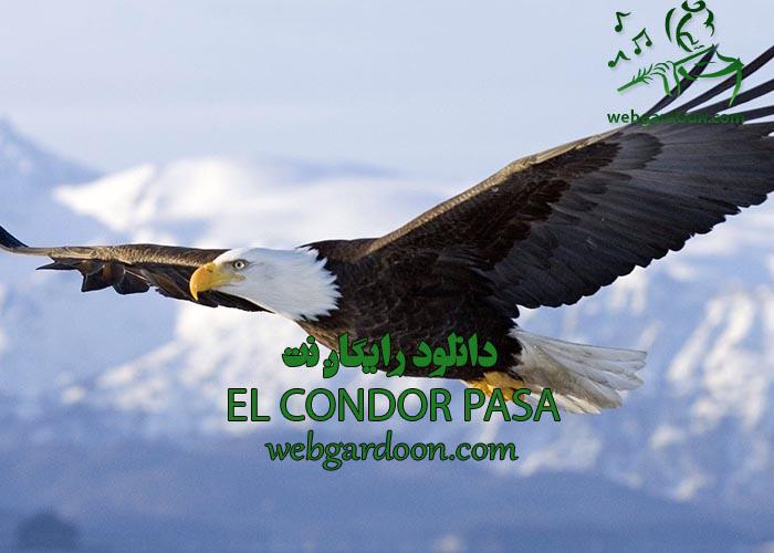 دانلود رایگان نت EL CONDOR PASA