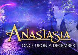 دانلود رایگان نت Once Upon A December از فیلم آناستازیا