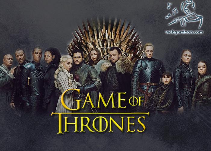 دانلود رایگان نت موسیقی game of therones