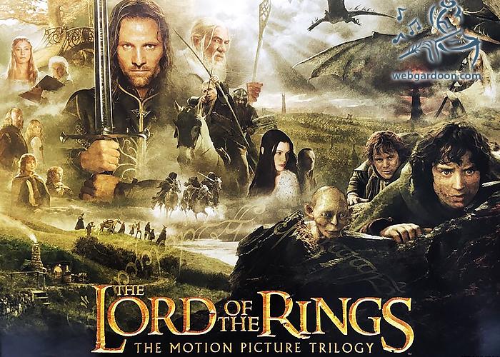 دانلود رایگان نت Lord of the rings