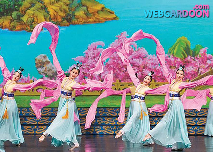 دانلود نت موسیقی Chinese Dance
