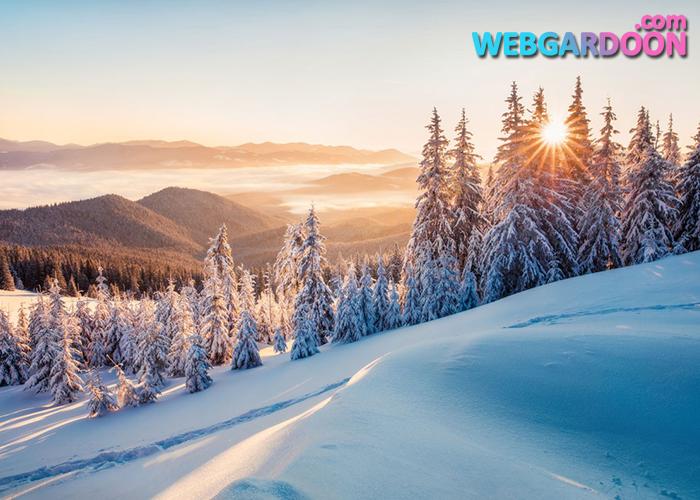 دانلود نت موسیقی Winter: Largo