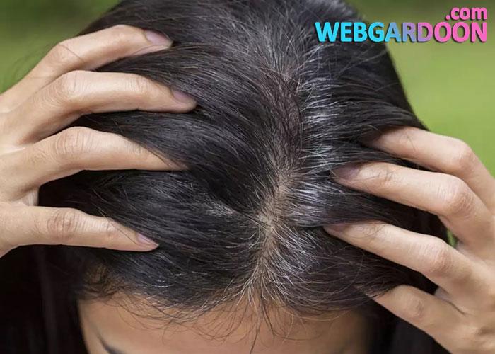 آیا ویتامین ها می توانند موهای سفید را سیاه کنند؟