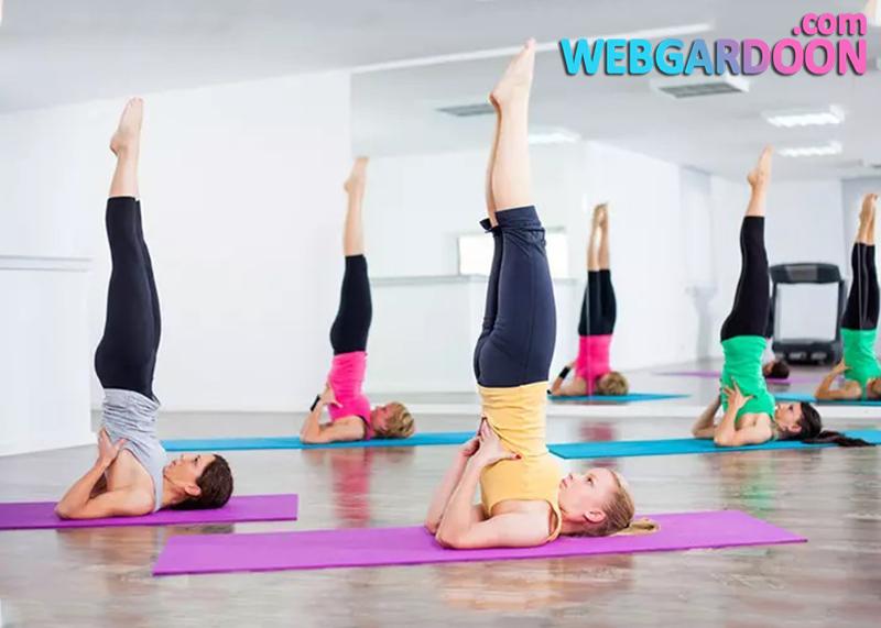 6 تمرین موثر یوگا برای افزایش وزن