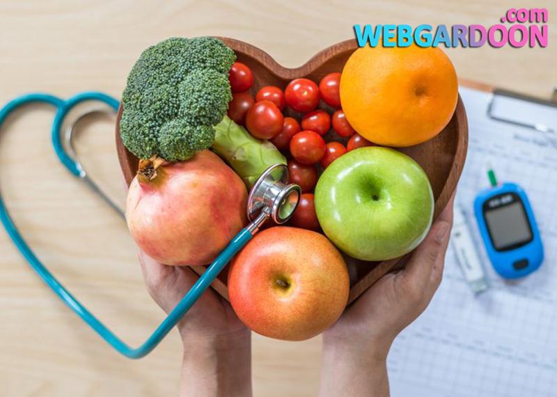 نکاتی برای سلامت قلب با بیماری دیابت