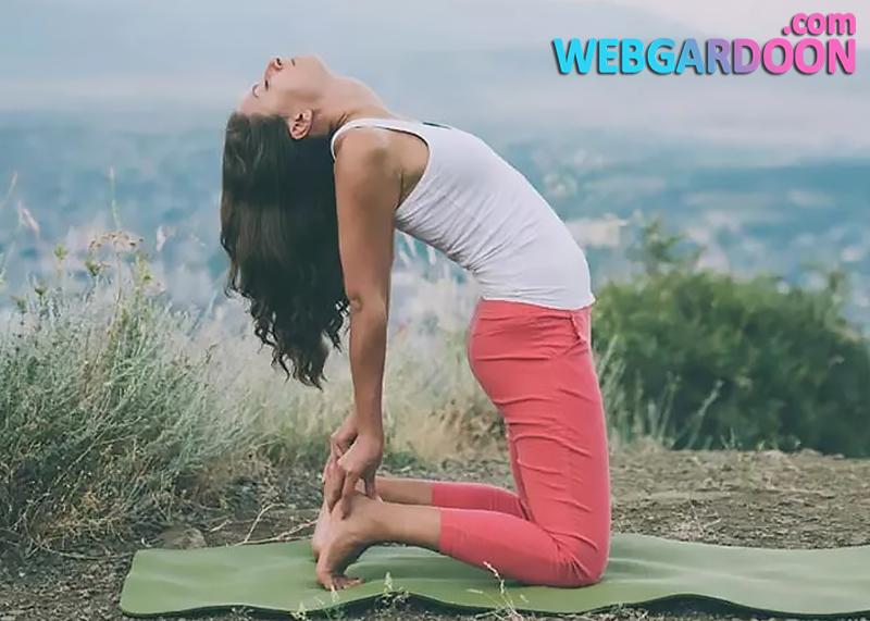 10 تمرین موثر یوگا برای رفع اضطراب