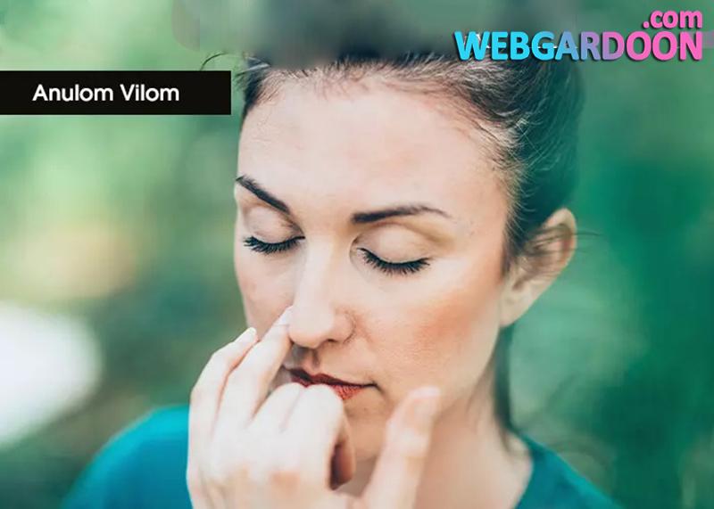 5 تمرین تنفس عمیق پرانایاما