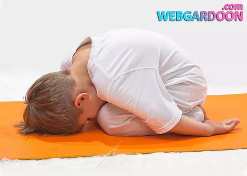 8 تمرین جالب یوگا برای کودکان
