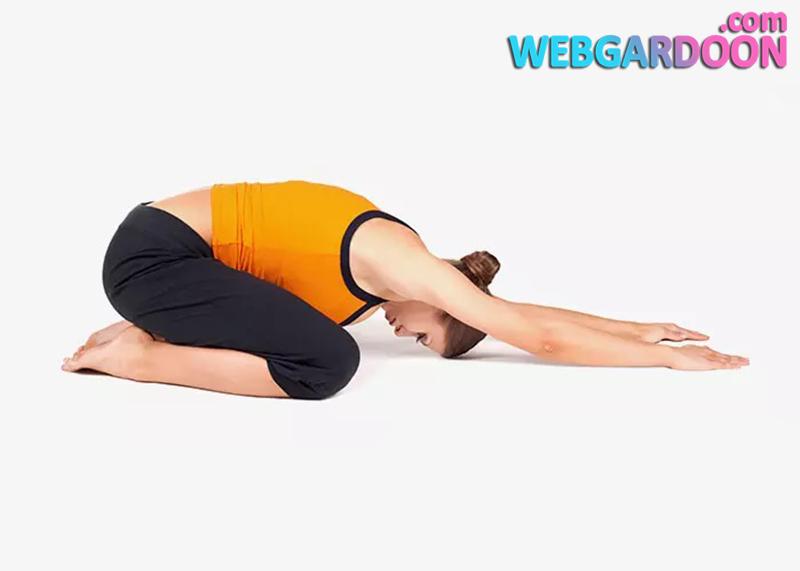 6 تمرین قدرتمند یوگا برای ساخت شکم شش تکه