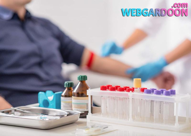 آزمایش خون,وبگردون,مجله اینترنتی وبگردون
