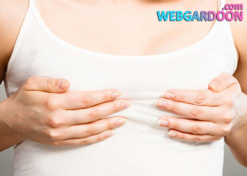 تورم و حساسیت پستان قبل از قاعدگی,وبگردون,مجله اینترنتی وبگردون