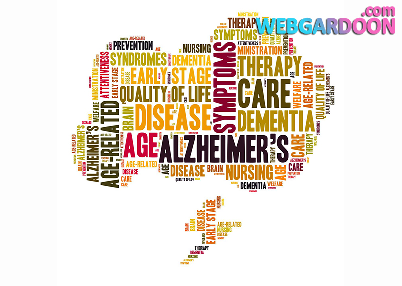 زندگی روزمره با بیماری آلزایمر