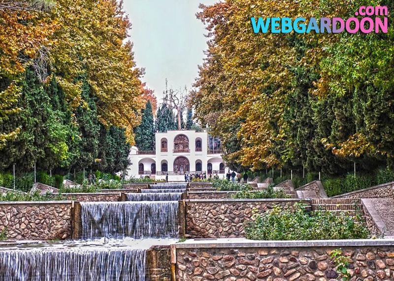 معرفی زیباترین باغ ها و پارک های ایران,وبگردون,مجله اینترنتی وبگردون