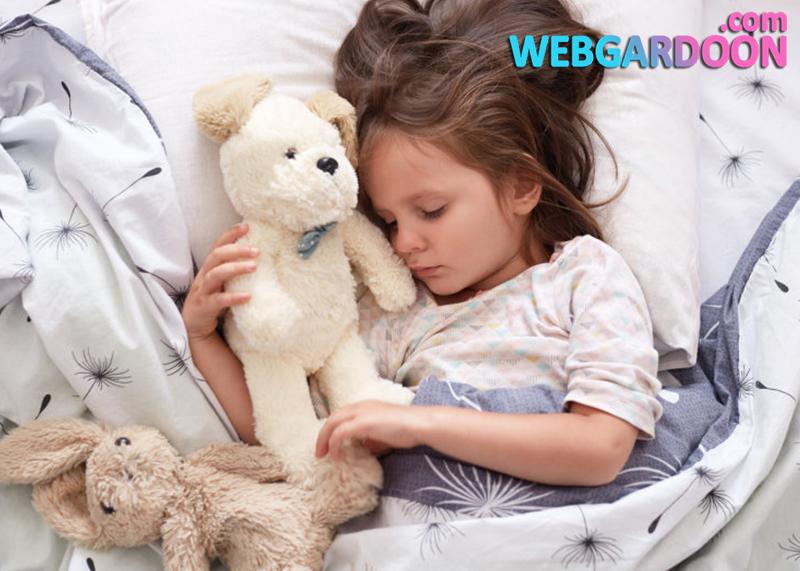 خواب خوب و سالم برای فرزند شما