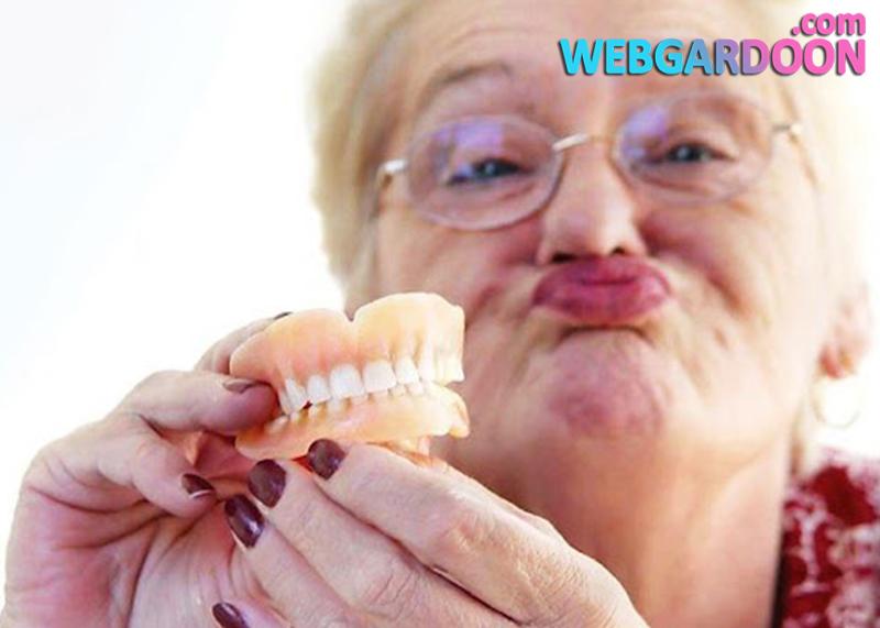 مراقبت از دندان برای سالمندان