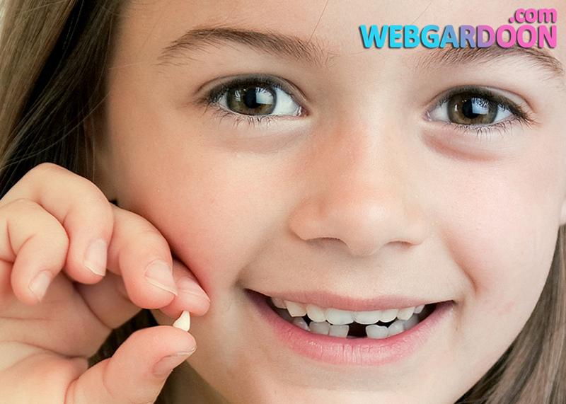 بهداشت دهان و دندان کودک شما