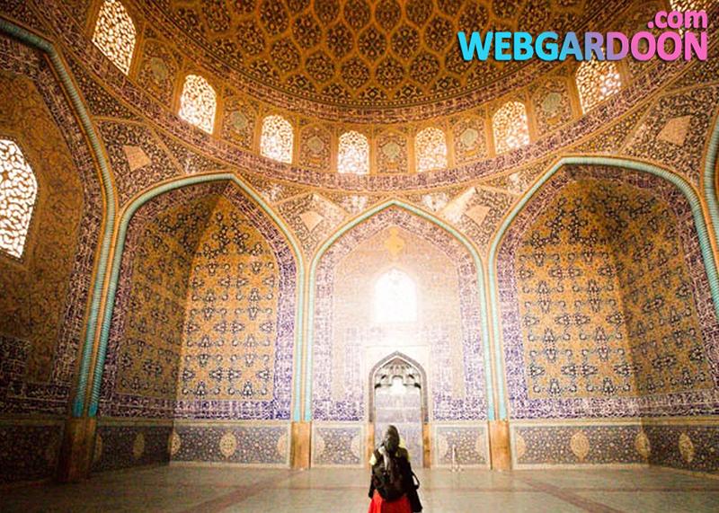 زیباترین مسجدهای ایرانی که عاشقشان میشوید!,وبگردون,مجله اینترنتی وبگردون