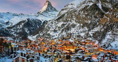 با زیباترین شهرهای سوئیس آشنا شوید!