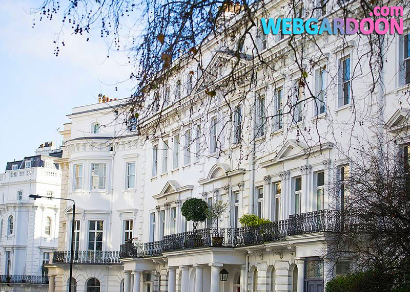 معروف ترین هتل های لندن,وبگردون,مجله اینترنتی وبگردون