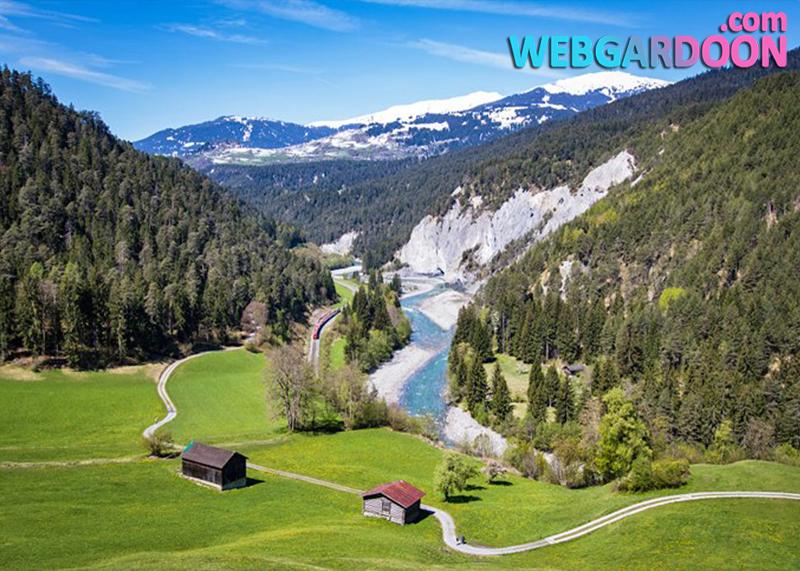 برترین جاذبه های گردشگری سوئیس