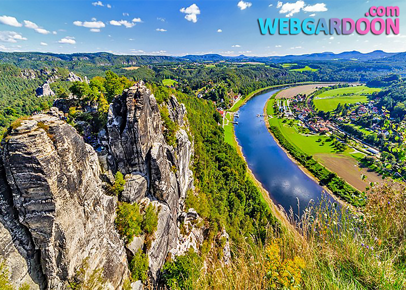 آشنایی با پارک ملی بوهم سوئیس