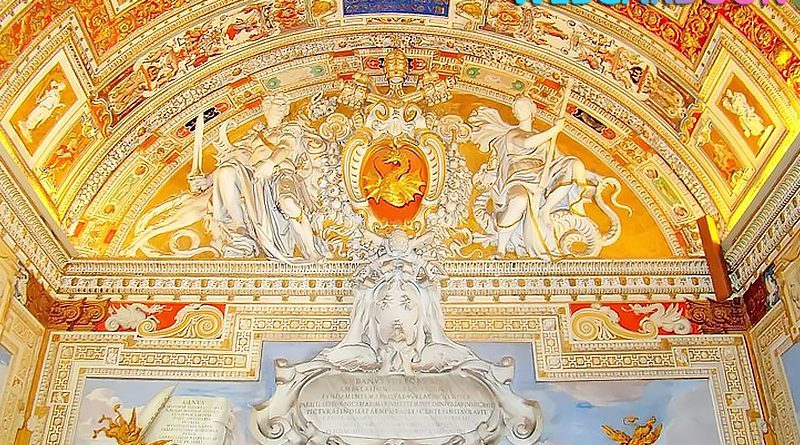 موزه ها و کاخ های مشهور رم